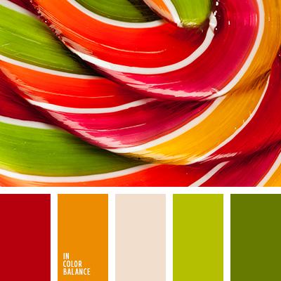 Цветовая палитра №1618