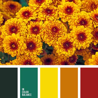 Цветовая палитра №1636