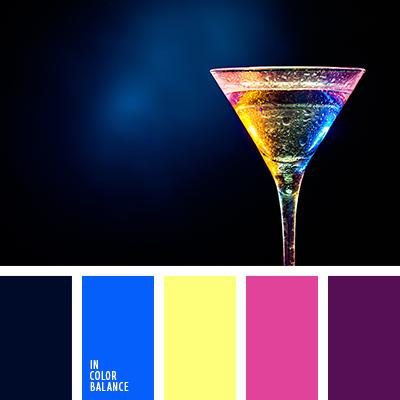 Цветовая палитра №1641