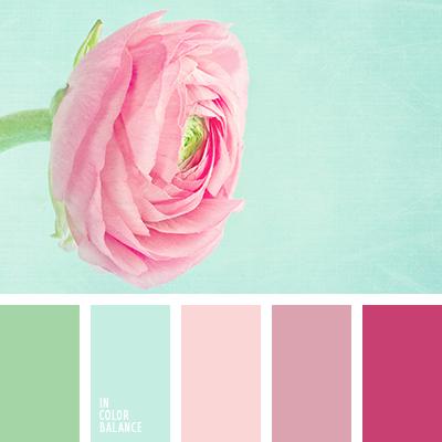 Цветовая палитра №1646
