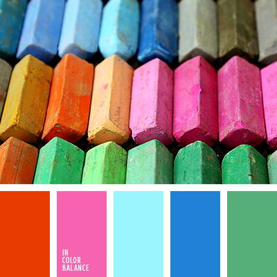 Цветовая палитра №1660
