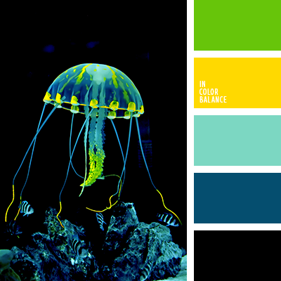 Цветовая палитра №1661