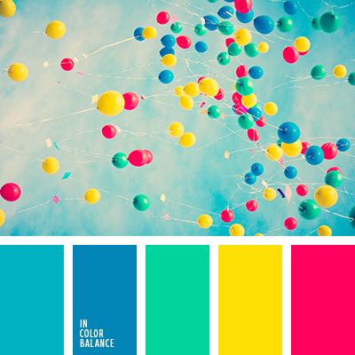 Цветовая палитра №1665