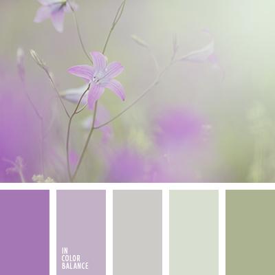 Цветовая палитра №1666