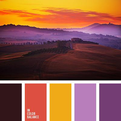 Цветовая палитра №1690