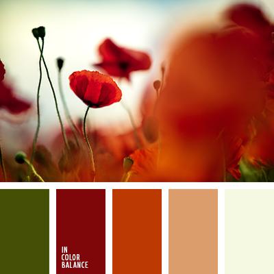 Цветовая палитра №1691
