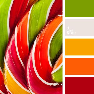 Цветовая палитра №1703