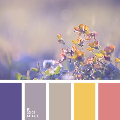 Цветовая палитра №1716