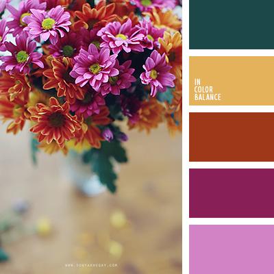 Цветовая палитра №1732