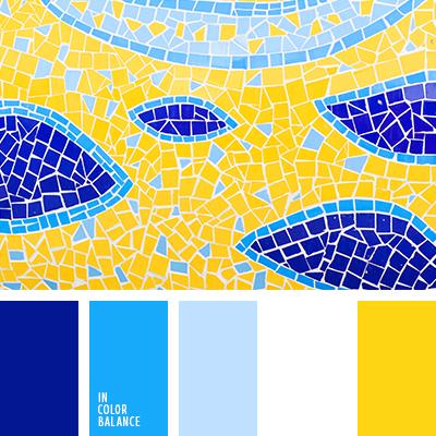 Цветовая палитра №1748