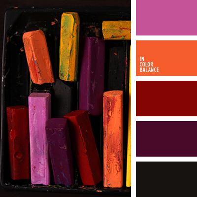 Цветовая палитра №1775