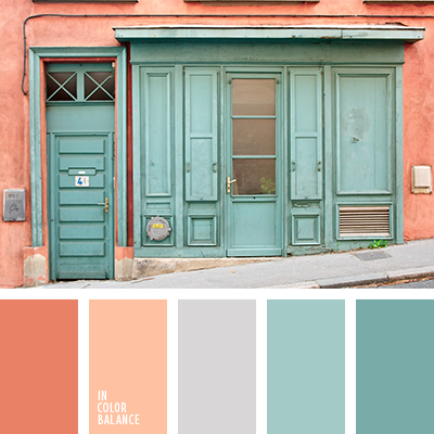 Цветовая палитра №1797