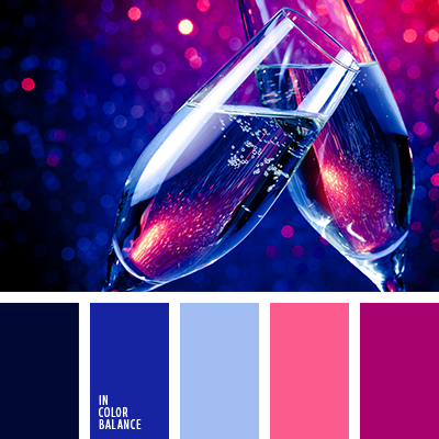 Цветовая палитра №1822