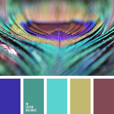 Цветовая палитра №1848