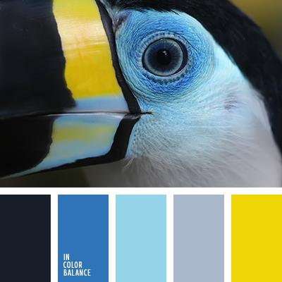 Цветовая палитра №1851