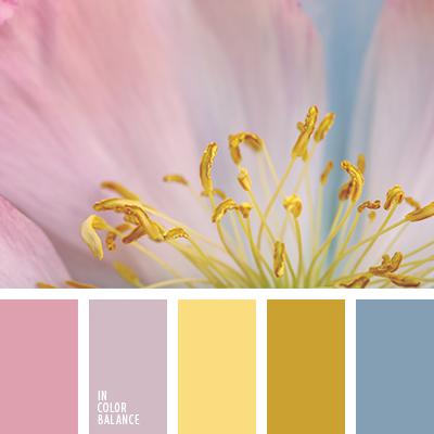 Цветовая палитра №1860