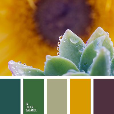 Цветовая палитра №1864
