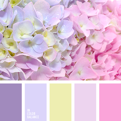 Цветовая палитра №1883