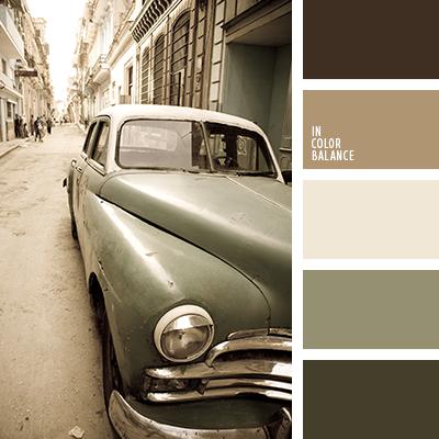 Цветовая палитра №1934