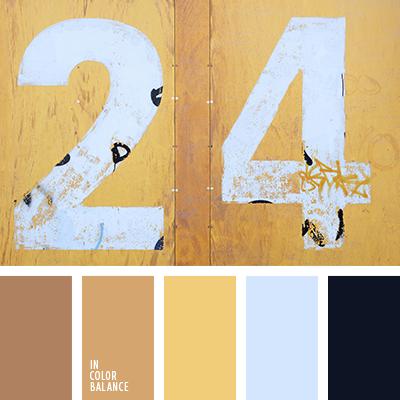 Цветовая палитра №1965