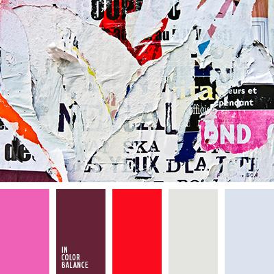 Цветовая палитра №1982