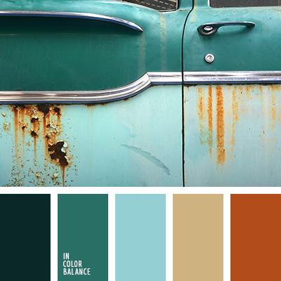 Цветовая палитра №1985