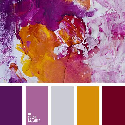 Цветовая палитра №1988