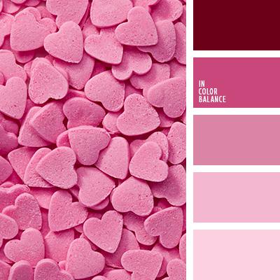 Цветовая палитра №2018