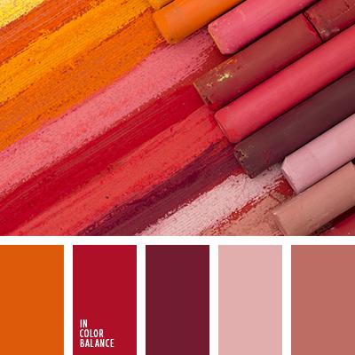 Цветовая палитра №2054
