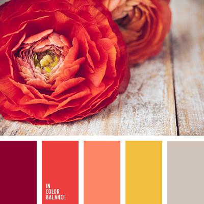 Цветовая палитра №2056