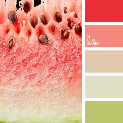 Цветовая палитра №2069