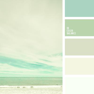 Цветовая палитра №2081