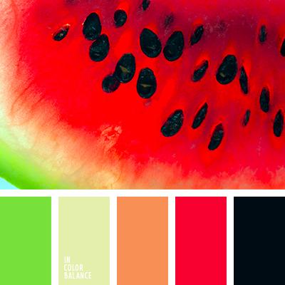 Цветовая палитра №2093