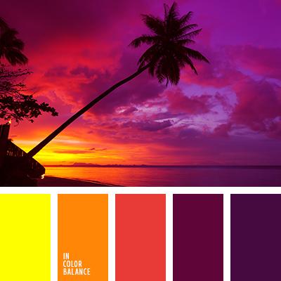 Цветовая палитра №2046