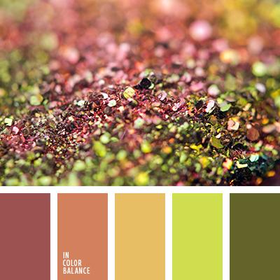Цветовая палитра №2057