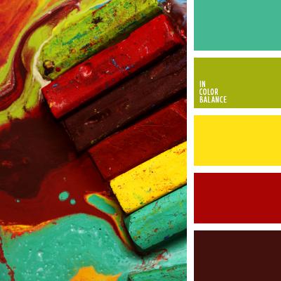 Цветовая палитра №2105