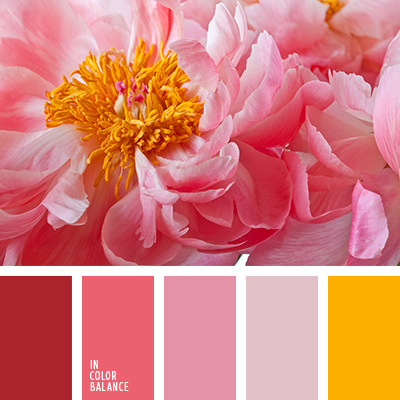 Цветовая палитра №2156