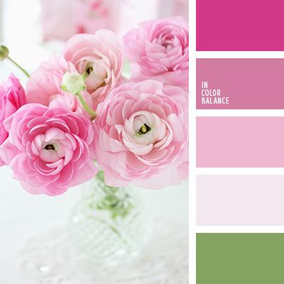Цветовая палитра №2163