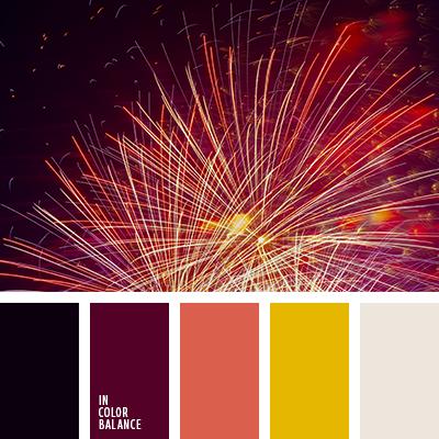 Цветовая палитра №2173