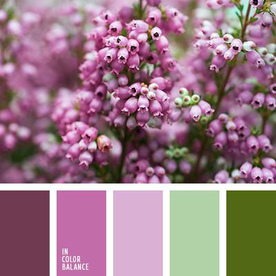 Цветовая палитра №2188