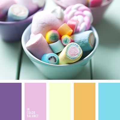 Цветовая палитра №2210