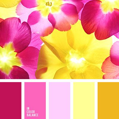 Цветовая палитра №2215