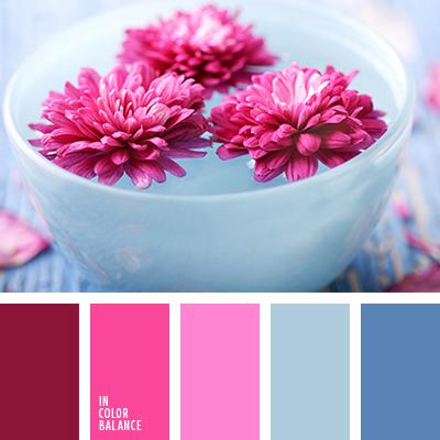 Цветовая палитра №2257