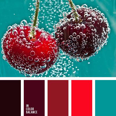 Цветовая палитра №2267