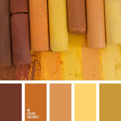 Цветовая палитра №2270