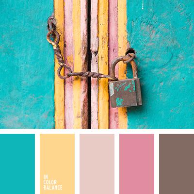 Цветовая палитра №2336