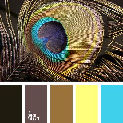 Цветовая палитра №2340