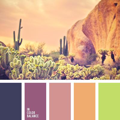 Цветовая палитра №2352