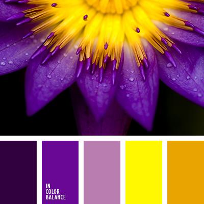 Цветовая палитра №2362