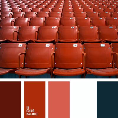 Цветовая палитра №2365